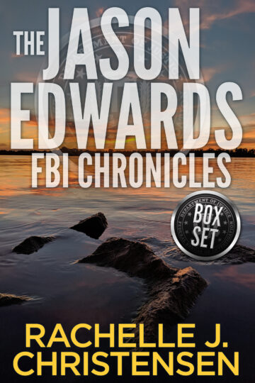 The Jason Edwards FBI Chronicles Box Set