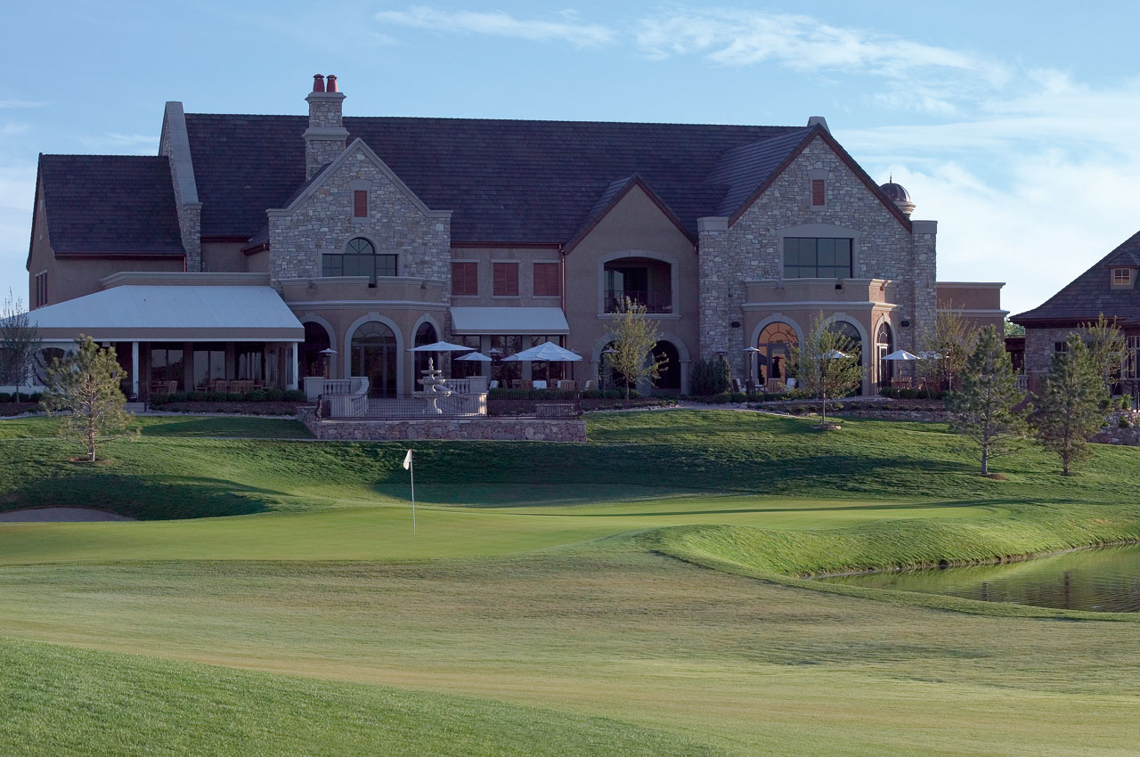 Cherry Creek Country Club Golf Clubhouse