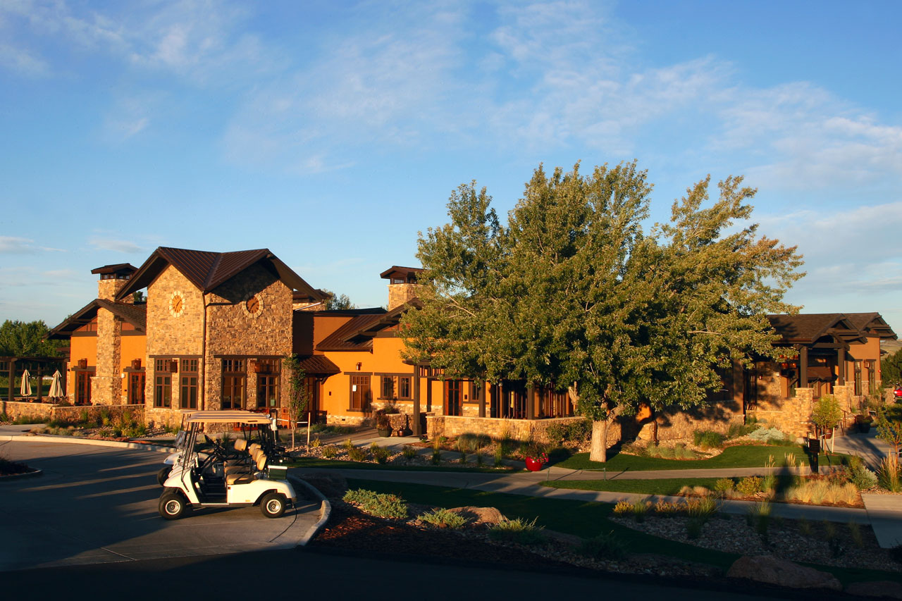 Pinery Country Club Golf Clubhouse