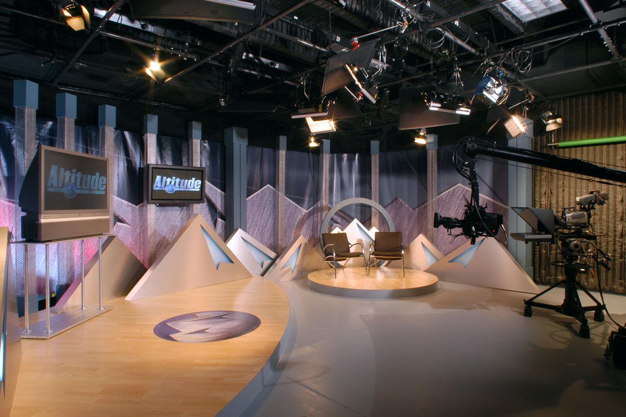 Altitude Sports Broadcast Facility