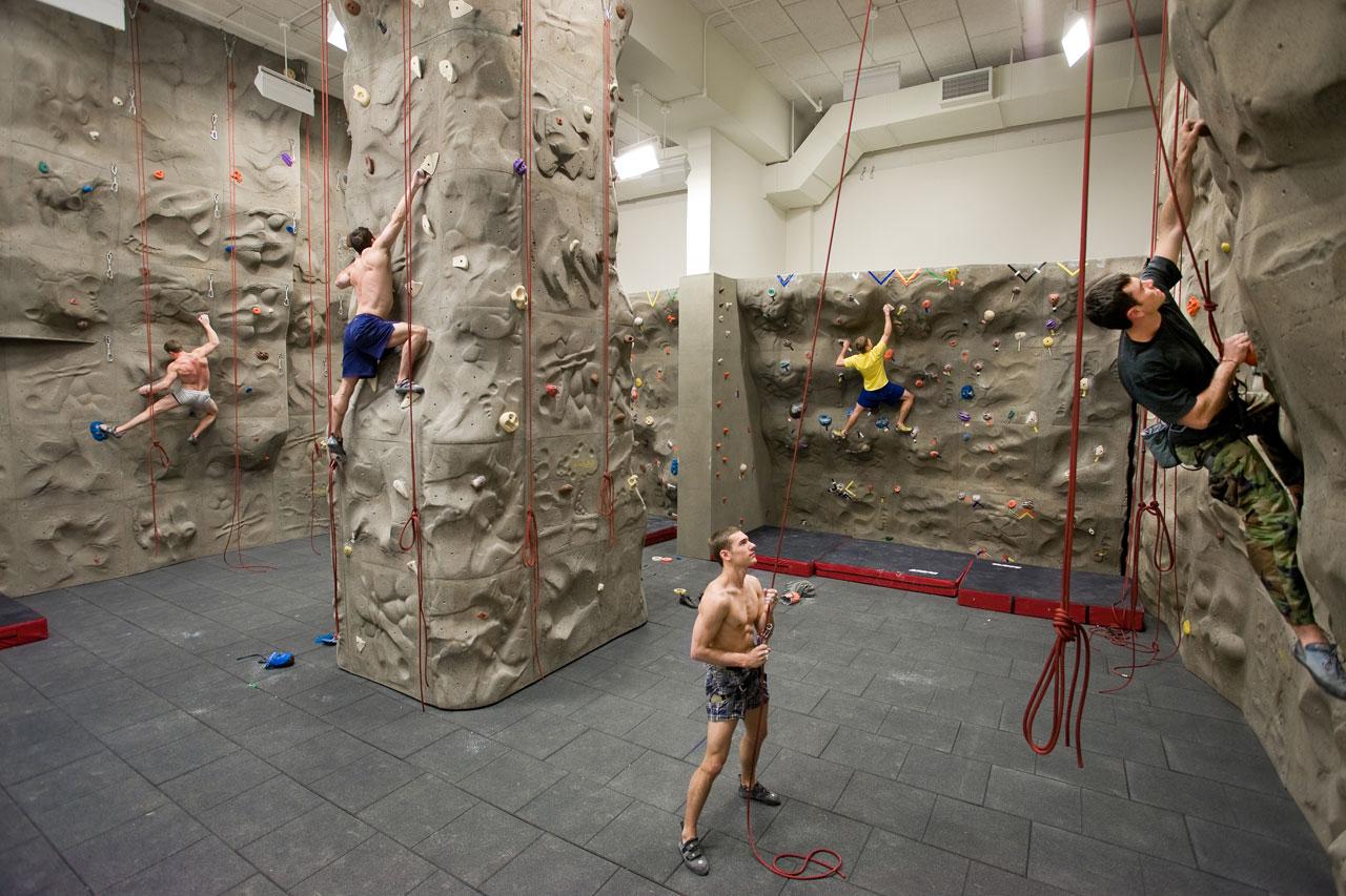 USAF Academy Cadet Gym Modernization Phase II