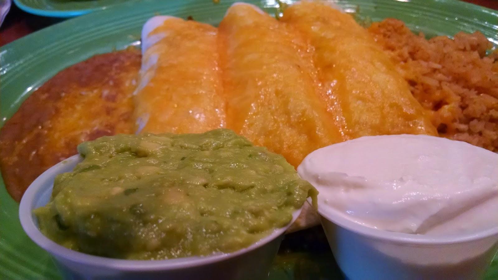 El Charro's Beef Burritos
