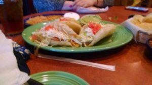 EL Charro's Puffy Tacos