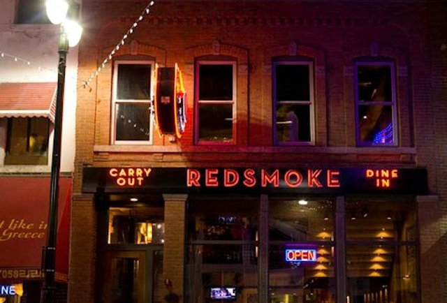 Redsmoke Barbeque in Greektown, Detroit, MI