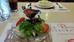 Sugar Bowl's Dinner Salad