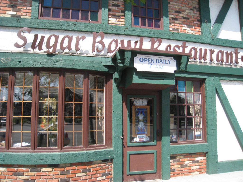 Sugar Bowl Restaurant - Gaylord MI