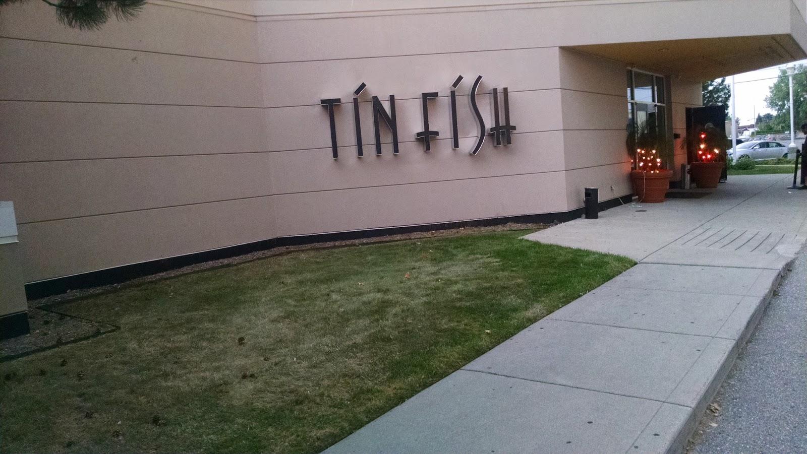 Tin Fish Restaurant in St. Clair Shores, MI