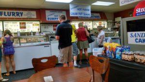 Mastro's Ice Cream Shoppe - Interior