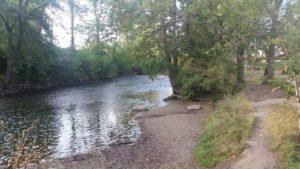The Clinton River Walking Trail