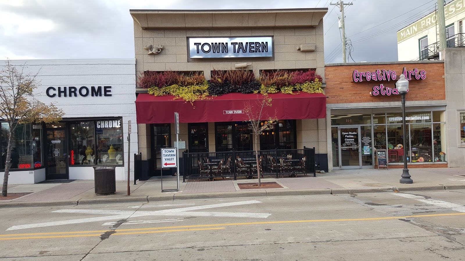 Town Tavern in Royal Oak, Michigan