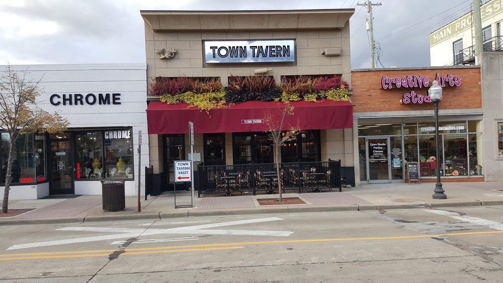 Town Tavern in Royal Oak, Michigan