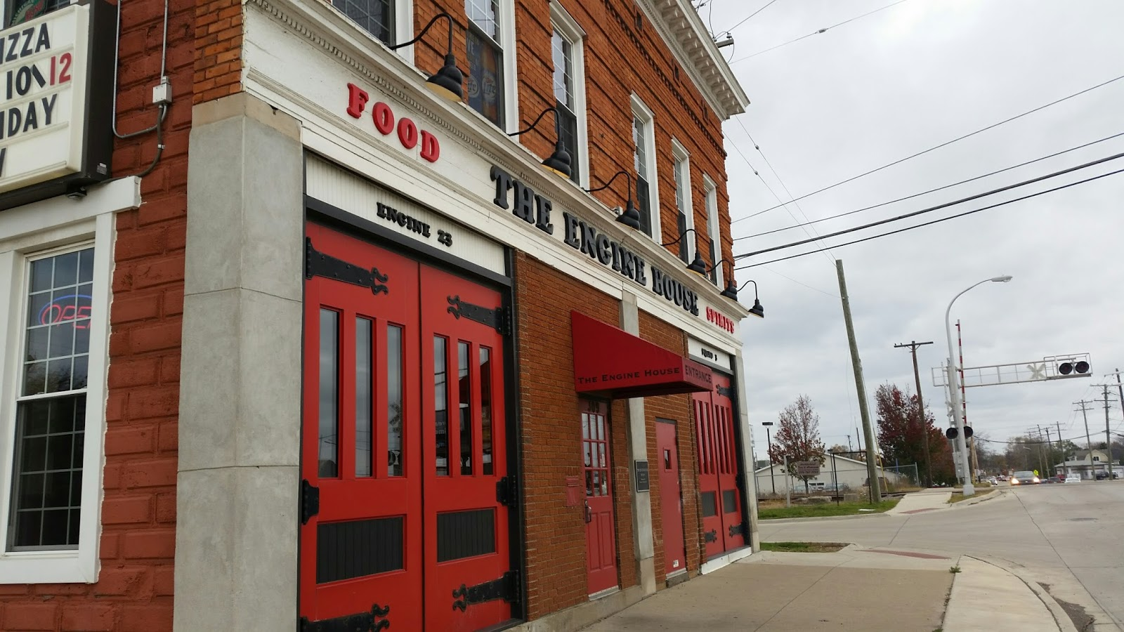 The Engine House Restaurant in Mt. Clemens