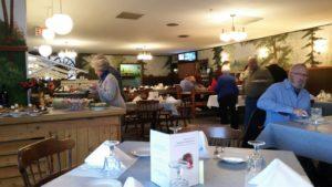 Redwood Steakhouse & Saloon's Thanksgiving Buffet