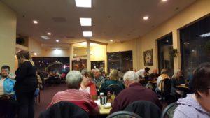 Lakeside Family Restaurant Interior
