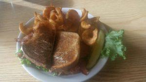 Rose City Cafe Sandwich