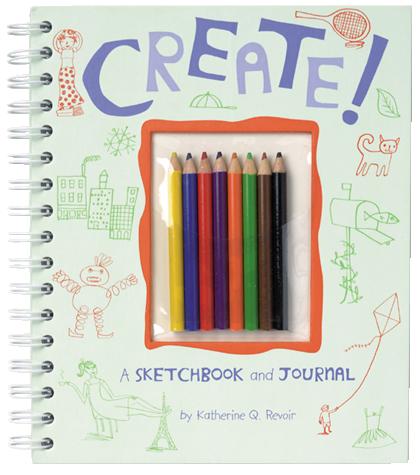 Create! A Sketchbook