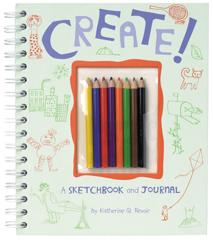 Create! A Sketchbook
