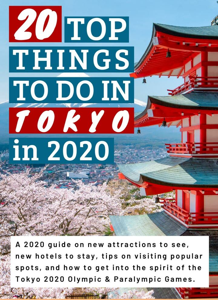 20 top things to do in Tokyo in 2020
