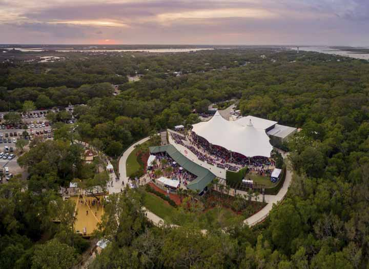 Things to do in St. Augustine Florida in 2020: See some big name acts at the St. Augustine Amphitheatre
