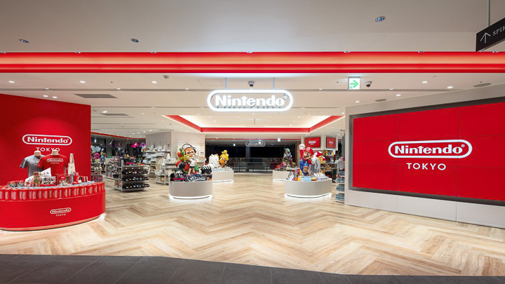 Top Things to do in Tokyo: Nintendo Tokyo