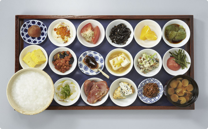 Top Things to do in Tokyo: Have a peaceful breakfast at a Buddhist Temple