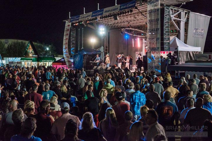 Things to do in St. Augustine Florida in 2020: Sink into some ribs and music at the Rhythm & Ribs Festival 2020