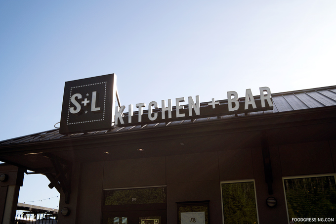 Romantic Getaway Ideas in the Fraser Valley: Sleek & Sexy Dining at S & L Kitchen (Abbotsford, BC)