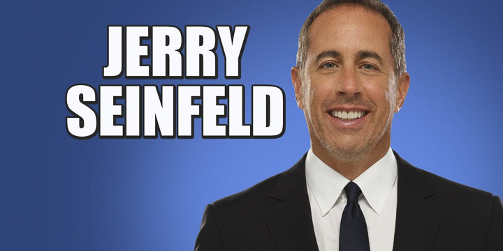 Top Things to Do in Las Vegas in 2020: Jerry Seinfeld at The Colosseum at Caesars Palace
