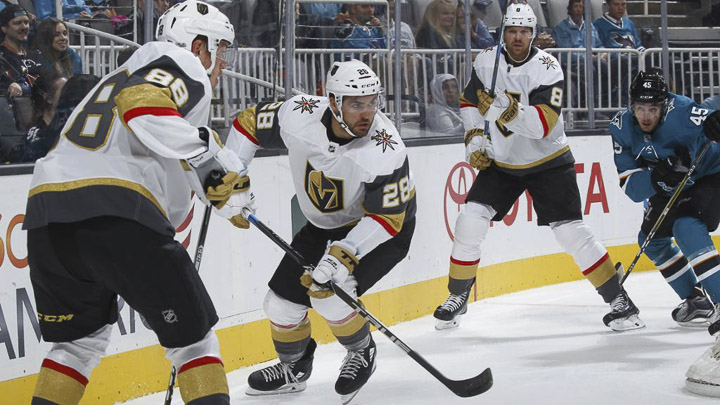 Top Things to Do in Las Vegas in 2020: Vegas Golden Knights Hockey Games (January – April 2020)