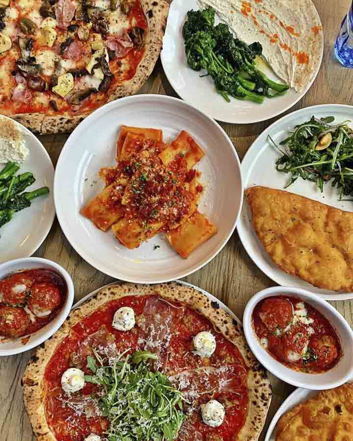 Where to Eat and Drink in Las Vegas in 2020:  Sixth + Mill Pizzeria and Bar