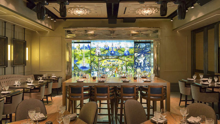 Where to Eat and Drink in Las Vegas in 2020: Rose. Rabbit. Lie. at Cosmopolitan Las Vegas