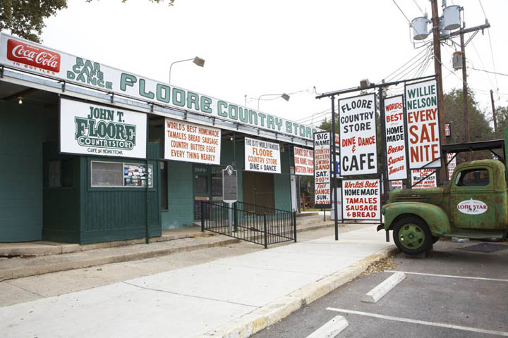 Things to Do San Antonio Texas: Experience a Texas Honky Tonk: John T. Floore's Country Store
