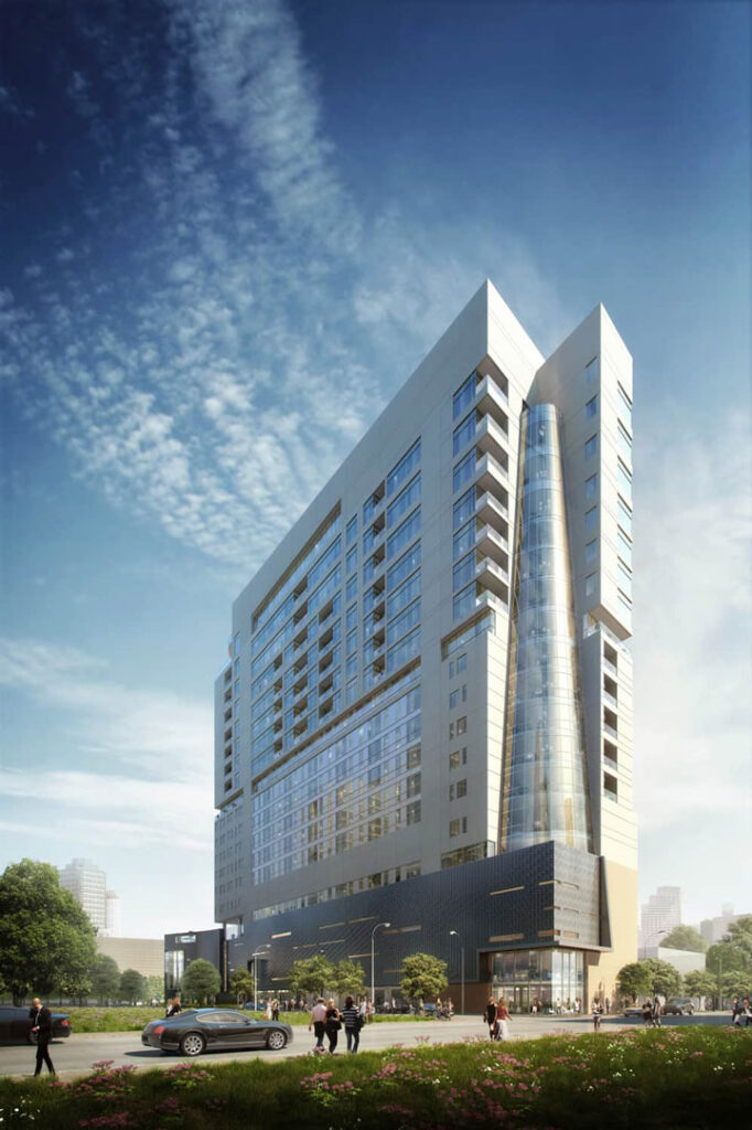 Thompson San Antonio Hotel and Arts Residences (opening early 2020)