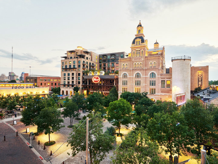 Things to do in San Antonio Texas: Stroll through the Pearl for a unique shopping experience