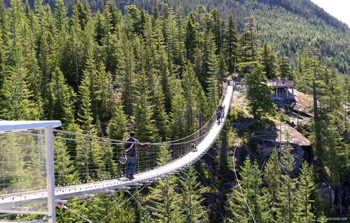 Sea to Sky Gondola: Canadian Bucket List Destination.  Vancouver Day Trip Idea
