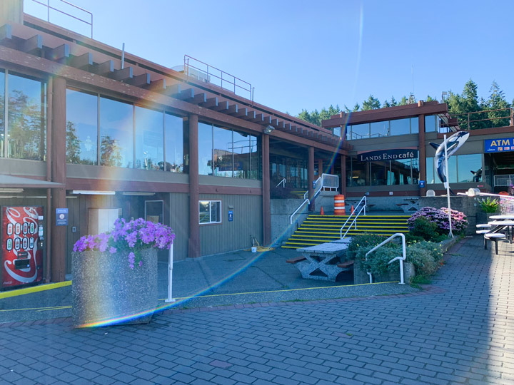 BC Ferries Trip Victoria to Galiano Island: What to Expect Terminal Swartz Bay