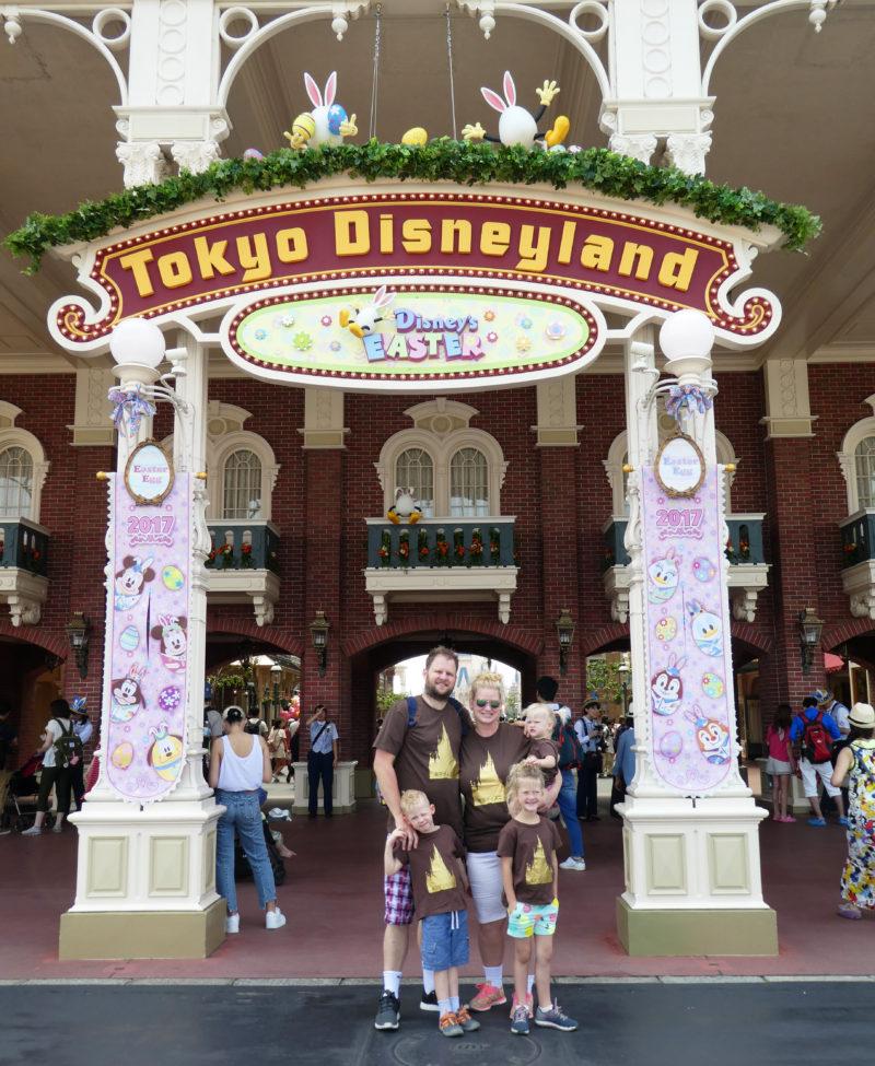 Tokyo Disneyland, Tokyo, Asia, Japan, Mickey Mouse, Travel, Family
