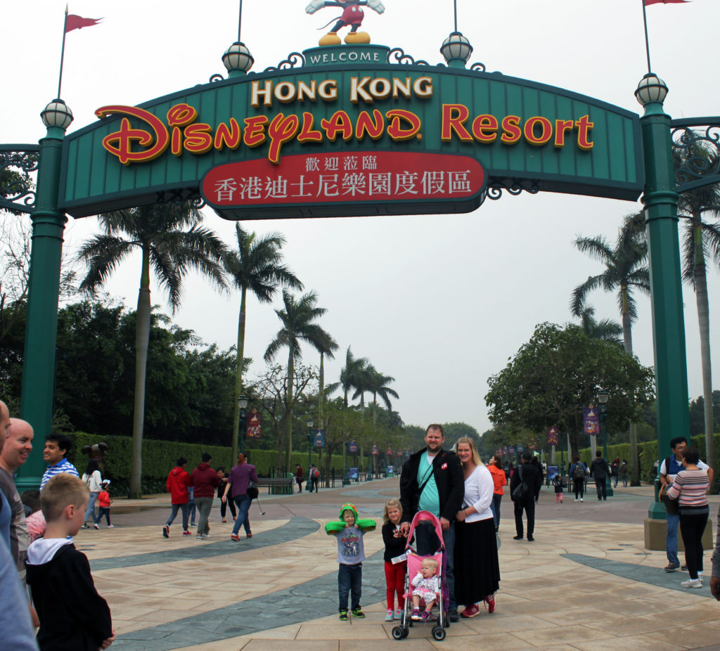 Hong Kong Disneyland, China, Disney, Family travel, traveling with kids, Disney themeparks