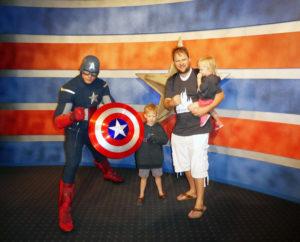 Captain America, Shanghai Disneyland, Shanghai, Asia, China, Newest Disneyland, Largest Disney Castle, Traveling with kids, family travel, Marvel Universe