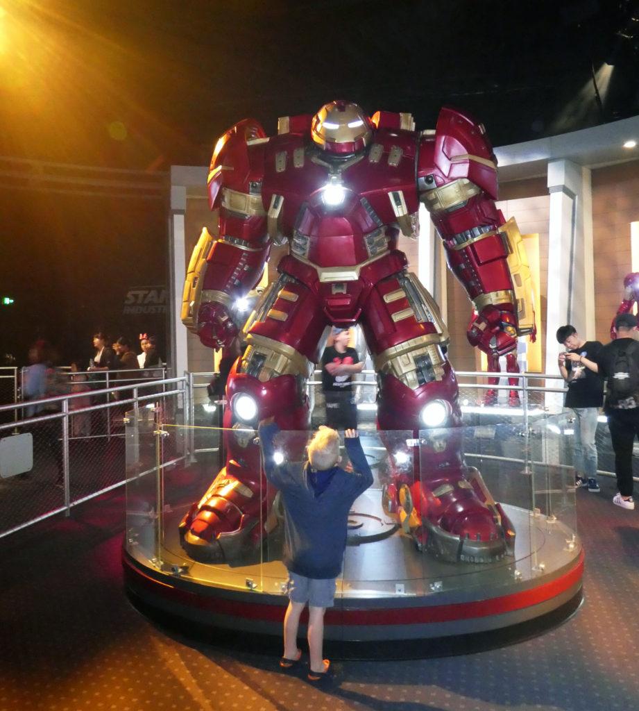Shanghai Disneyland, Shanghai, Asia, China, Newest Disneyland, Largest Disney Castle, Traveling with kids, family travel, Marvel Universe