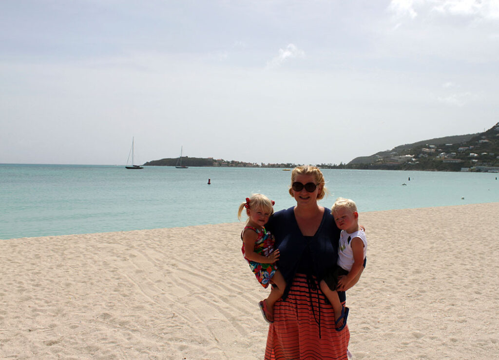 Theft on Vacation on the Island of St. Maarten