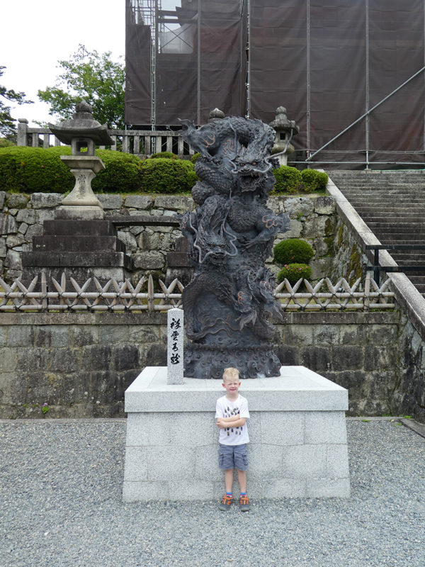 Kiyomizu-dera Temple, Shrines, Love, Success, Health, Fountains, Waterfall, Mountain, Traveling with kids, Family Travel, Diapersonaplane, Diapers On A Plane,