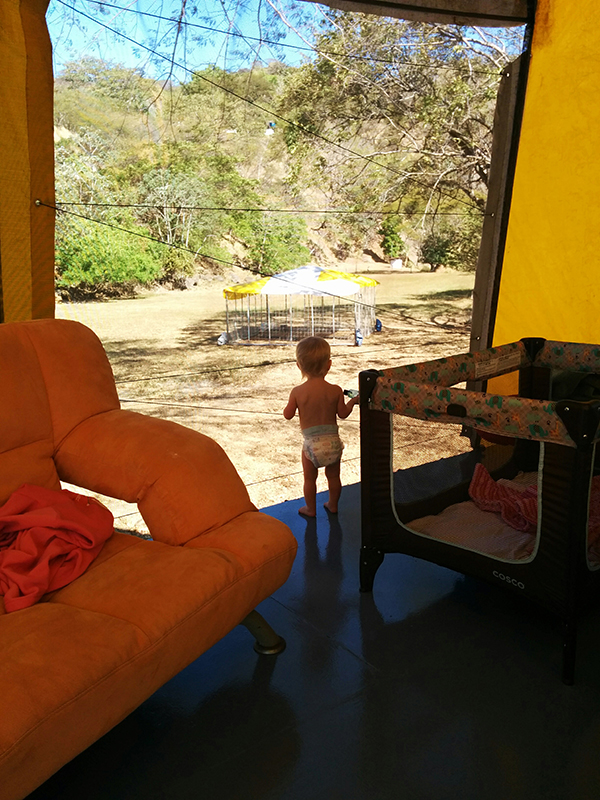 Costa Rican Airbnb, Costa Rica, Traveling with kids, Family Travel, Diapersonaplane, Diapers On A Plane