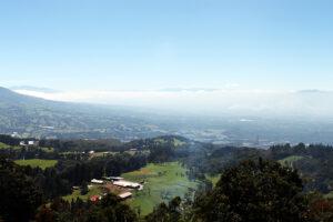 Poás Volcano, Poas Volcano, Lake Botos, Laguna Caliente, Fog, diapersonaplane, Diapers On A Plane, Traveling with kids, family travel, Playa Herradura, Monteverde Cloud Forest