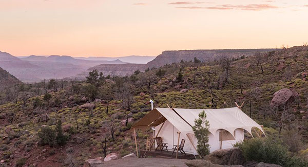 Glamping in Moab, Moab RV, Arches National Park, Glamping in Tents, Moab Utah Campgrounds, Places to Stay Near Arches National Park