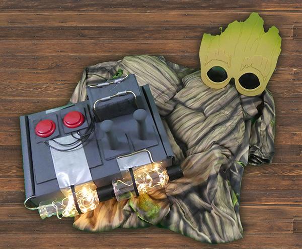 Baby Groot Halloween Costume