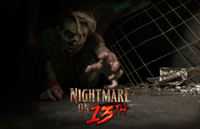 nightmare on 13th, haunted house, salt lake city, utah, scary, diapersonaplane, diapers on a plane, traveling with kids, creating family memories, family travel