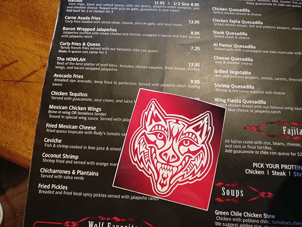 Howling Wolf Taqueria Salem MA
