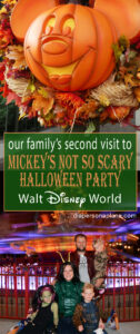 Mickey's Not So Scary Halloween Party, Halloween, Candy, Decorations, Party, Characters, Diapers on a plane, Diapersonaplane, creating family memories, family travel, traveling with kids