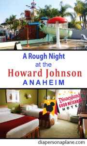 Howard Johnson Anaheim Hotel and Water Playground, anaheim, disneyland, good neighbor hotel, hojo, retro family fun, swimming, disney's california adventure, diapers on a plane, diapersonaplane, creating family memories, family travel, traveling with kids, traveling standby